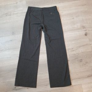 $110 Michael Kors gray derby pants 6